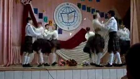 北京苏格兰舞蹈