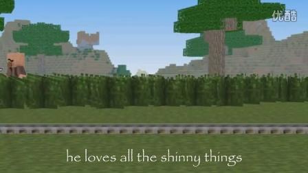 Minecraft我的世界歌曲'Diamond King'
