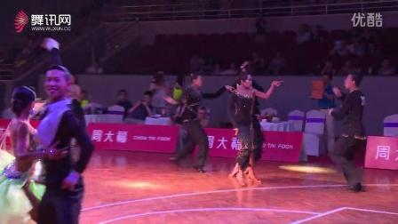 完整版专业21岁组拉丁舞决赛恰恰