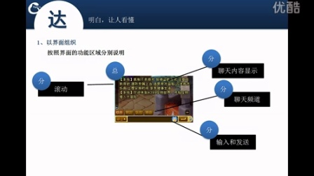 PPT设计-游戏策划文档撰写