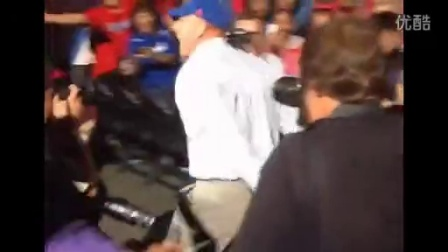 Steve Ballmer Goes Crazy at LA Clippers introduction Rally