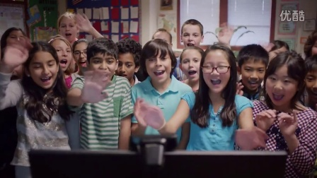 Microsoft 2014 Super Bowl Commercial- Empowering