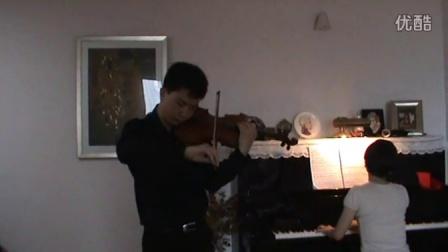 少年组02013号参赛选手王禹哲小提琴参赛视频