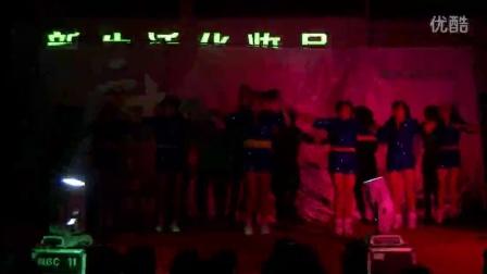 新泰市龙廷镇土门丽人舞蹈队,减肥敢死队