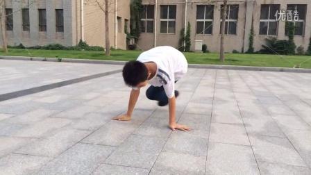 13岁男孩练街舞 男孩街舞