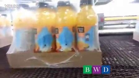 长春百望达U2喷码机饮料包装瓶的应用