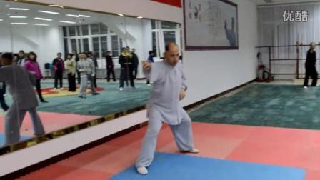 13.青龙出水(招远太极拳协会杨应建会长混元24式太极拳教学)