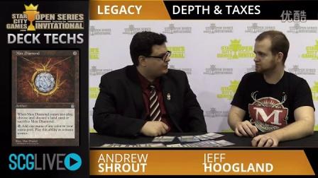 #SCGINVI Deck Tech - Depth & Taxes with Jeff Hoogland