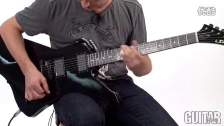 ESP LTD James Hetfield Snakebyte - Sounds
