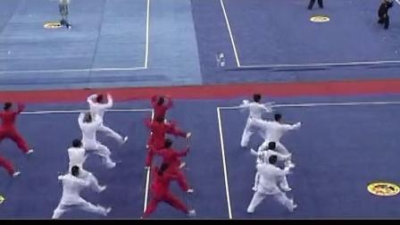 形意拳-2004年第一届全国武术运动会段位制项目展示