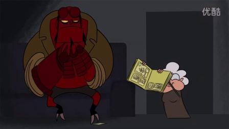 Youtube-Hellboy - Bad Days - Ep6