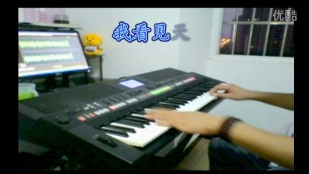 琴有独钟 YAMAHA S650中秋节演奏《笔记》 原唱 周笔畅