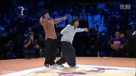 jd2009 popping 8进4 Maestro Salex vs Kite Fishboy