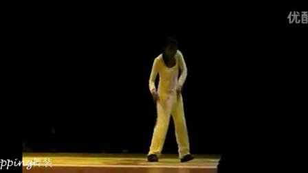 JD 2008  popping16进8  Poppin J  Crazy Kyo VS Iron Mike  Linda