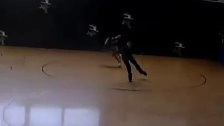 花样轮滑双人 2014