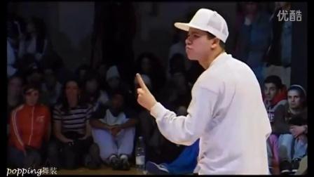 jd2006 Popping 半决赛 Sally Sly  Hafeeds VS Pepito  Djidawi