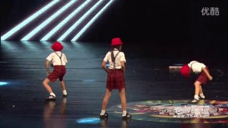 重庆Topking舞蹈第三届千人舞会 005《韩国少儿舞蹈》
