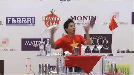 2012IBA世界杯花式调酒大赛预赛1