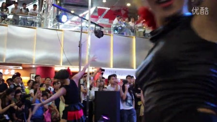 2014 WAACKING AIN'T WACK 广州赛区waacking showcase