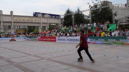 2014 aic丽水 成男1st  郭方 Guo Fang