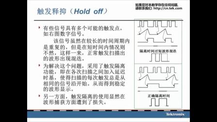 示波器的使用方法及基础知识1-2
