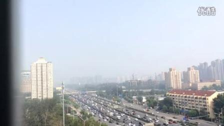 北京的环上车流量总是这么大