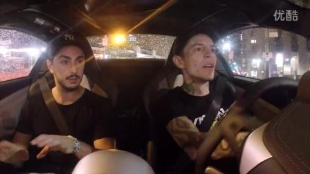deadmau5 drives for UberX