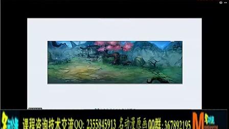 场景的知识储备2之名动漫原画插画系列教程