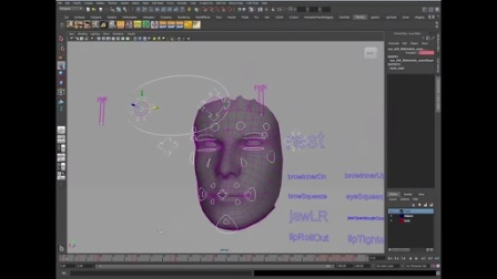 "Josh Burton""面部绑定技术""--Faceware网络研讨会"