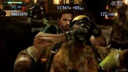 resident evil 6   no mercy solo chirs 2343k