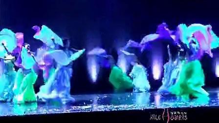尼罗河女儿受邀澳门2012-12-08Macau show Fanveils_标清