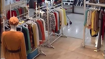萧山女装店 骗子诈骗视频  骗子现身 欢迎举报