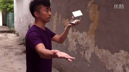 iPhone 6 Slow Motion Camera Test Cardistry - Jaspas Deck HE