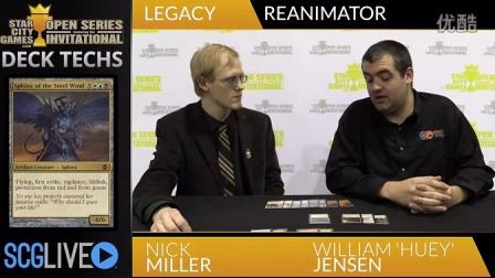 #SCGINVI Deck Tech - Reanimator with William Jensen