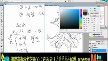 第二讲:如何便捷地表现明暗与色彩_