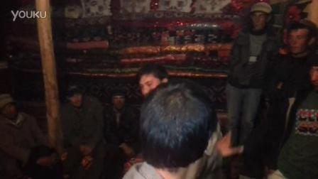 塔吉克族的跳舞