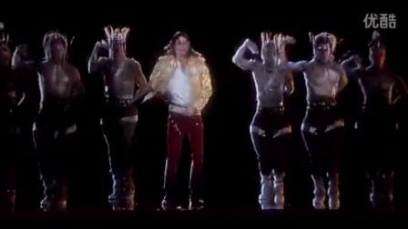 震撼!迈克尔杰克逊颁奖礼复活