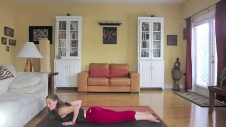 【尚范儿瑜伽】自我瑜伽瘦身练习教程2