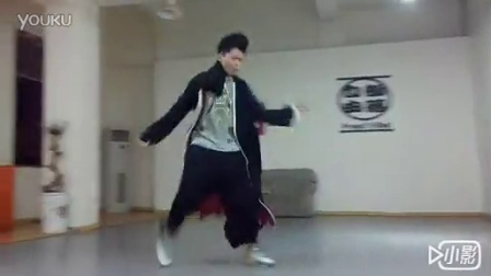 跳曳步舞半年多的技术