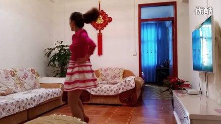 丽丽广场舞 心爱的姑娘