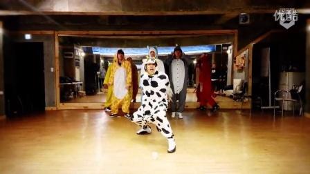 BlockB- HER Dance Practice  一位公约动物版