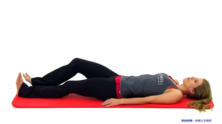 【尚范儿瑜伽】16分钟瑜珈普拉提减肥练习,基础锻炼适合初学者