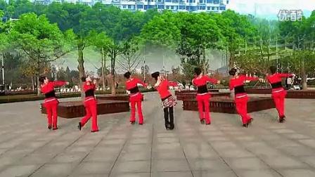 负心人-沭河之光健身队原创广场舞(正面演示)_512x288_2.00M_h.264