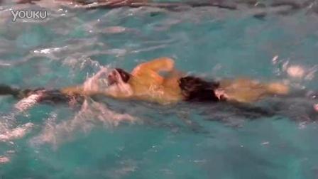 我的自由泳
