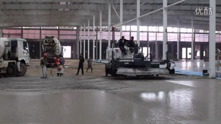 S-22E山东曲阜工地施工视频