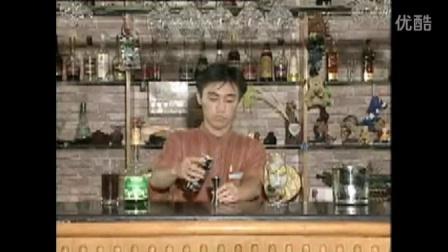 五、水果汁调制-逃亡的蜜斗(主料椰汁)