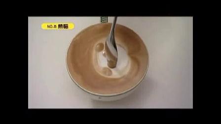 (二)咖啡教学 咖啡拉花