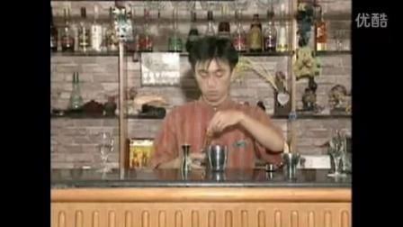 十四、水果汁调制-晴空苏打(主料柠檬汁)