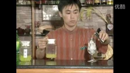 十一、水果汁调制-黄金拍档(主料橙汁凤梨汁)