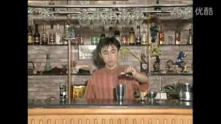 十三、水果汁调制-梦幻晴空(主料橙汁)